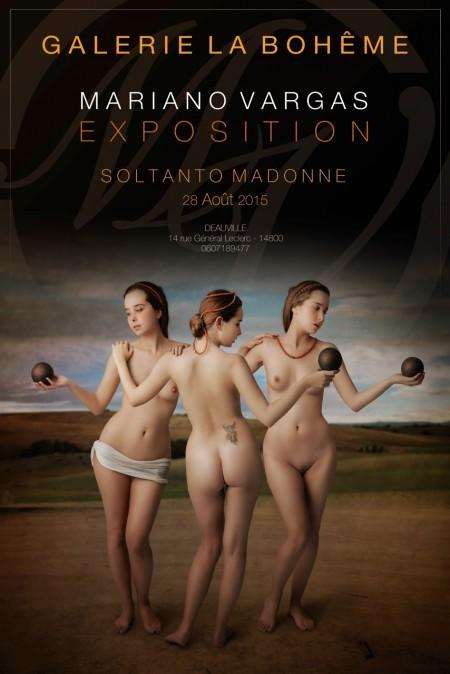 Exposition Soltanto Madonne - 28 Août 2015 - Deauville